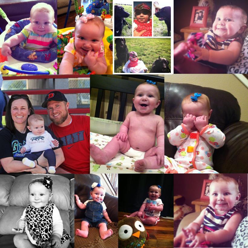 7 months pics
